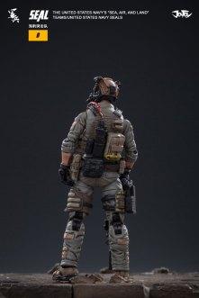 Joy Toy Navy SEAL Team - Surveillance Port 09