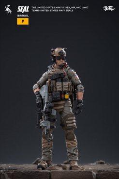 Joy Toy Navy SEAL Team - Surveillance Port 12