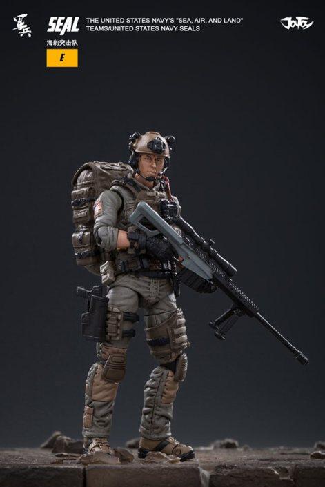 Joy Toy Navy SEAL Team - Surveillance Port 14