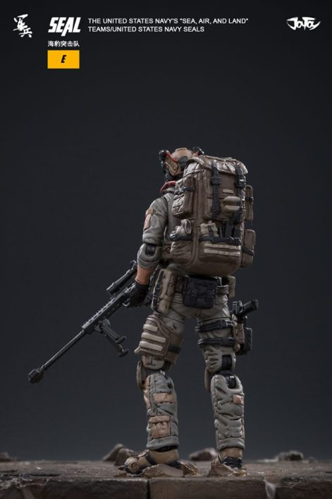 Joy Toy Navy SEAL Team - Surveillance Port 15