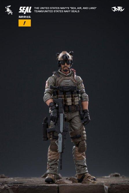 Joy Toy Navy SEAL Team - Surveillance Port 16
