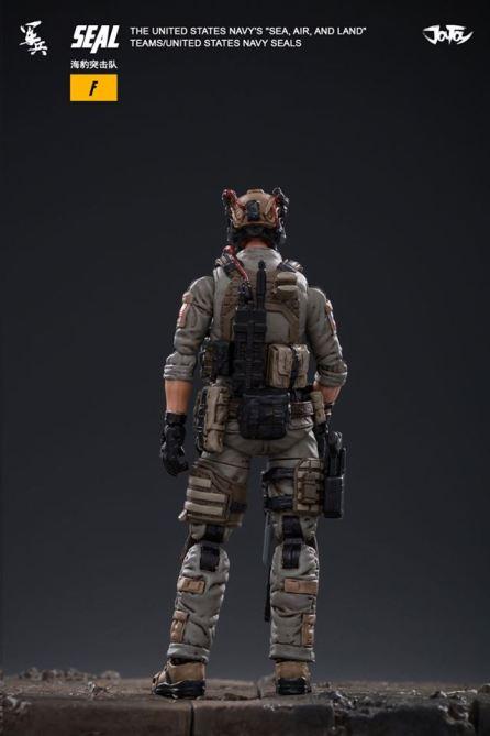 Joy Toy Navy SEAL Team - Surveillance Port 17