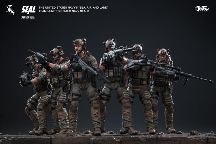 Joy Toy Navy SEAL Team - Surveillance Port 18
