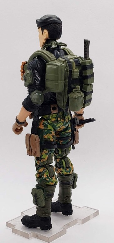 Marauder Gun Runners MTF Show Shotgun Officer - Surveillance Port 02