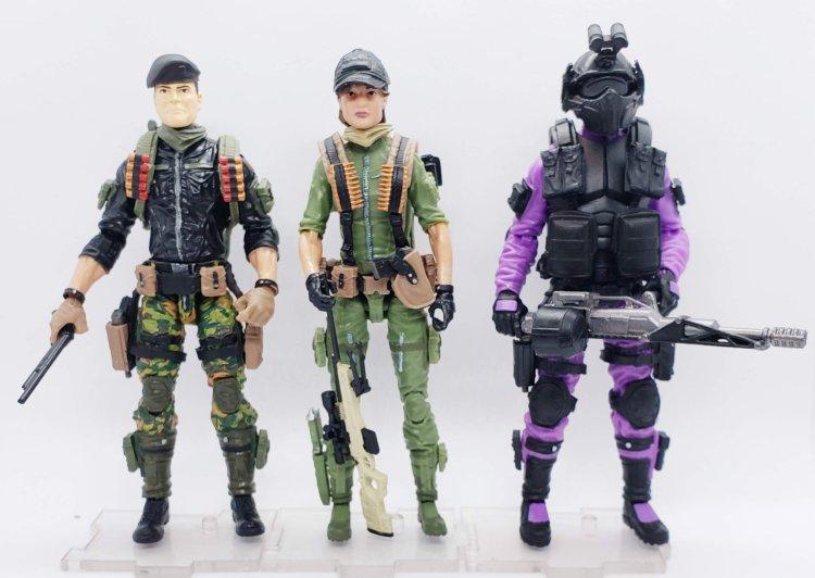 Marauder Gun Runners MTF Show Specials - Surveillance Port
