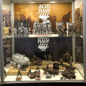 Taipei Toy Festival 2019 Acid Rain World Display - Surveillance Port 01 (3)