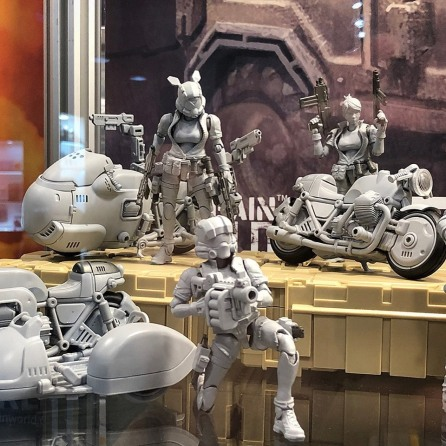 Taipei Toy Festival 2019 Acid Rain World Display - Surveillance Port 05 (4)