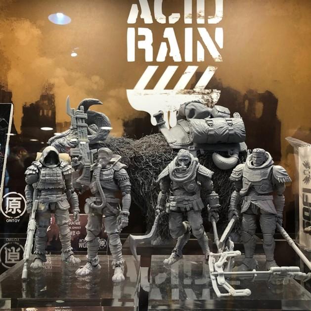 Taipei Toy Festival 2019 Acid Rain World Display - Surveillance Port 10 (1)