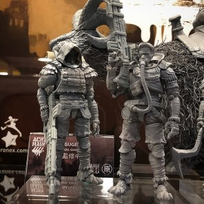 Taipei Toy Festival 2019 Acid Rain World Display - Surveillance Port 10 (2)