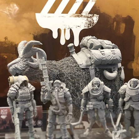 Taipei Toy Festival 2019 Acid Rain World Display - Surveillance Port 10 (4)