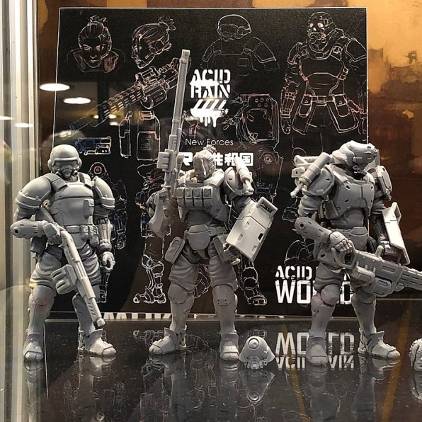 Taipei Toy Festival 2019 Acid Rain World Display - Surveillance Port 15 (1)