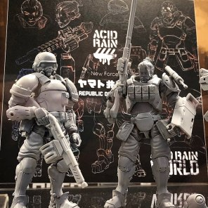 Taipei Toy Festival 2019 Acid Rain World Display - Surveillance Port 15 (2)