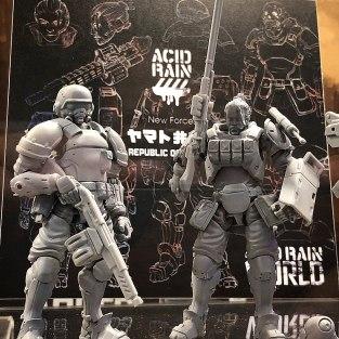 Taipei Toy Festival 2019 Acid Rain World Display - Surveillance Port 15 (2)