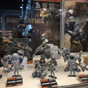 Taipei Toy Festival 2019 Acid Rain World Display - Surveillance Port 18 (2)
