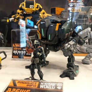 Taipei Toy Festival 2019 Acid Rain World Display - Surveillance Port 18 (4)