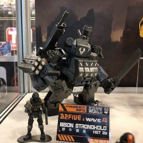 Taipei Toy Festival 2019 Acid Rain World Display - Surveillance Port 18 (5)