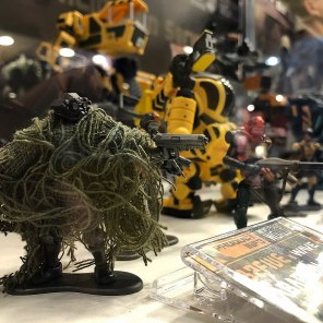 Taipei Toy Festival 2019 Acid Rain World Display - Surveillance Port 18 (6)
