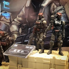 Taipei Toy Festival 2019 Acid Rain World Display - Surveillance Port 23 (3)