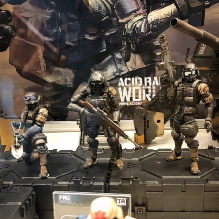 Taipei Toy Festival 2019 Acid Rain World Display - Surveillance Port 23 (4)