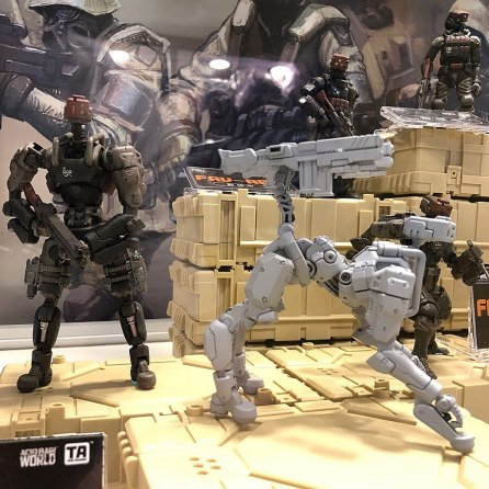 Taipei Toy Festival 2019 Acid Rain World Display - Surveillance Port 23 (5)