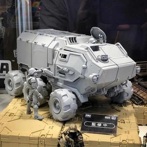 Taipei Toy Festival 2019 Acid Rain World Display - Surveillance Port 28 (1)