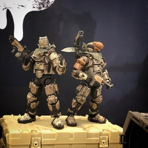 Taipei Toy Festival 2019 Acid Rain World Display - Surveillance Port 28 (4)