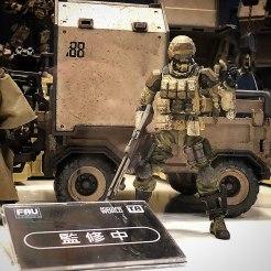 Taipei Toy Festival 2019 Acid Rain World Display - Surveillance Port 28 (5)