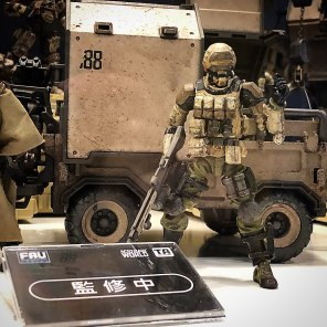 Taipei Toy Festival 2019 Acid Rain World Display - Surveillance Port 28 (5)