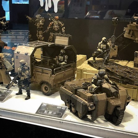 Taipei Toy Festival 2019 Acid Rain World Display - Surveillance Port 28 (8)