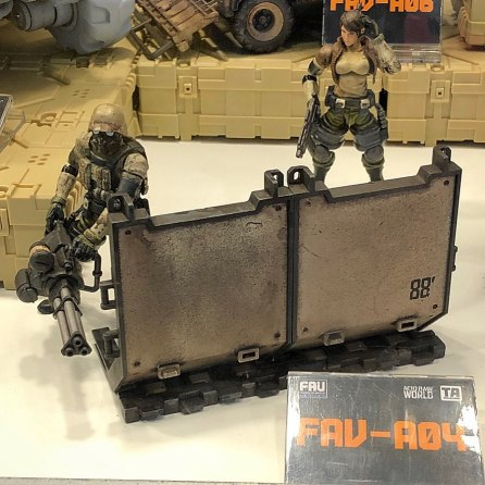 Taipei Toy Festival 2019 Acid Rain World Display - Surveillance Port 28 (9)