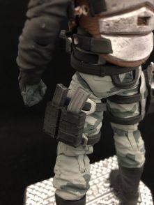Valaverse Action Force Bone Colector - Surveillance Port 02