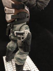 Valaverse Action Force Bone Colector - Surveillance Port 03
