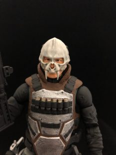 Valaverse Action Force Bone Colector - Surveillance Port 04