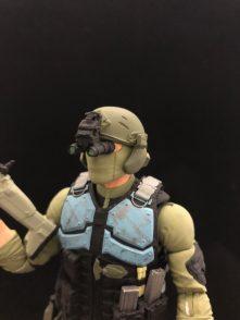 Valaverse Action Force Condor - Surveillance Port 02