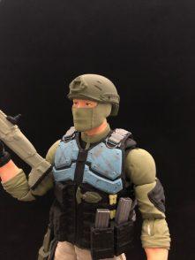 Valaverse Action Force Condor - Surveillance Port 04