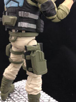 Valaverse Action Force Condor - Surveillance Port 06