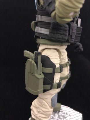 Valaverse Action Force Condor - Surveillance Port 07