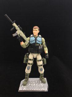 Valaverse Action Force Condor - Surveillance Port 09