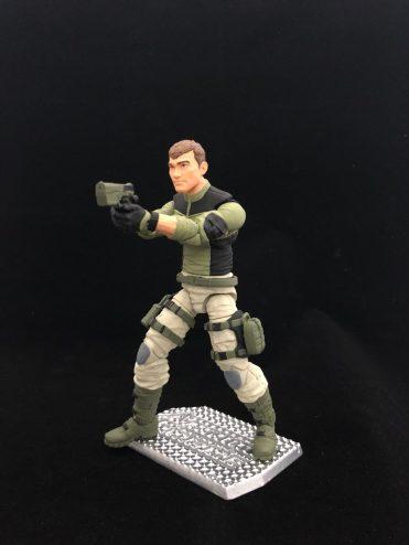 Valaverse Action Force Condor - Surveillance Port 13
