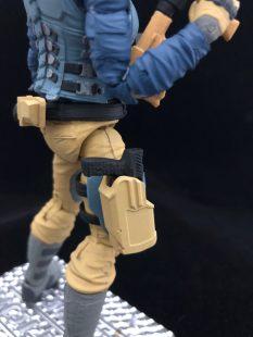 Valaverse Action Force Eclipse - Surveillance Port 03