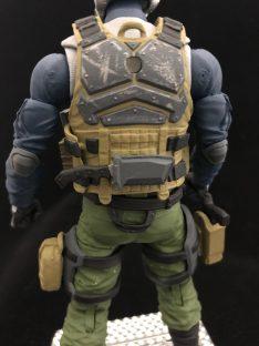 Valaverse Action Force Steel Brigade - Surveillance Port 02