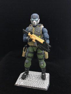 Valaverse Action Force Steel Brigade - Surveillance Port 05