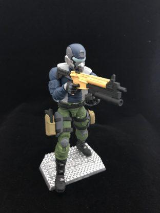 Valaverse Action Force Steel Brigade - Surveillance Port 07