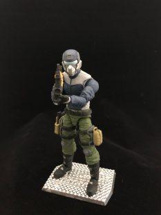 Valaverse Action Force Steel Brigade - Surveillance Port 10