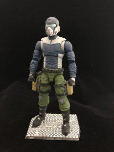 Valaverse Action Force Steel Brigade - Surveillance Port 11