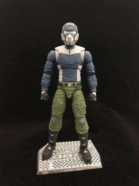 Valaverse Action Force Steel Brigade - Surveillance Port 13