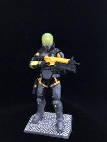 Valaverse Action Force Swarm Heavy Gunner - Surveillance Port 01 (2)