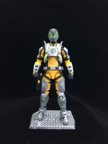 Valaverse Action Force Swarm Infantry Trooper - Surveillance Port 01 (10)