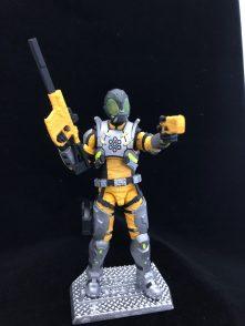 Valaverse Action Force Swarm Infantry Trooper - Surveillance Port 01 (2)