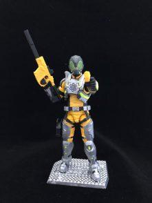 Valaverse Action Force Swarm Infantry Trooper - Surveillance Port 01 (3)